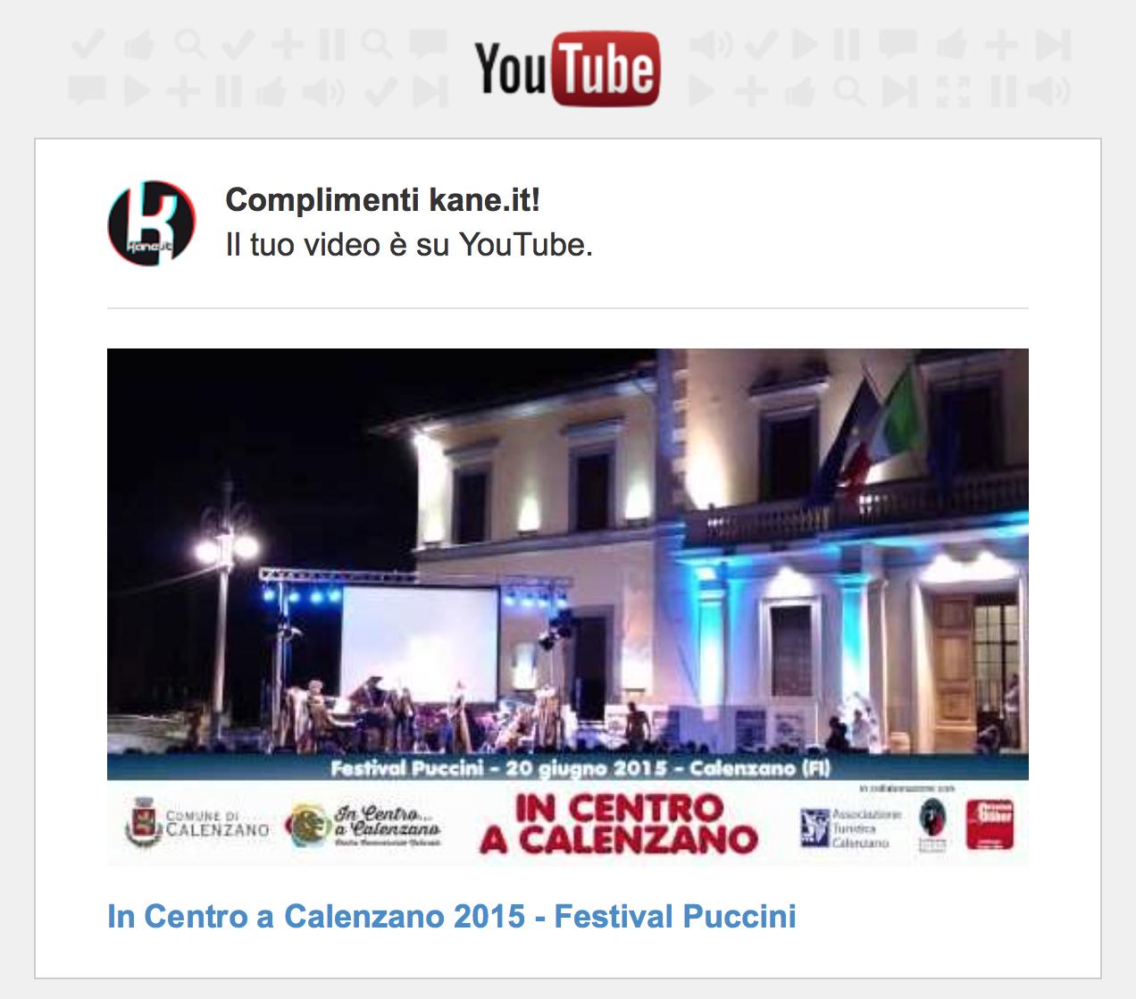 Festival Puccini a Calenzano