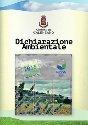 Dichiarazione Ambientale del Comune di Calenzano