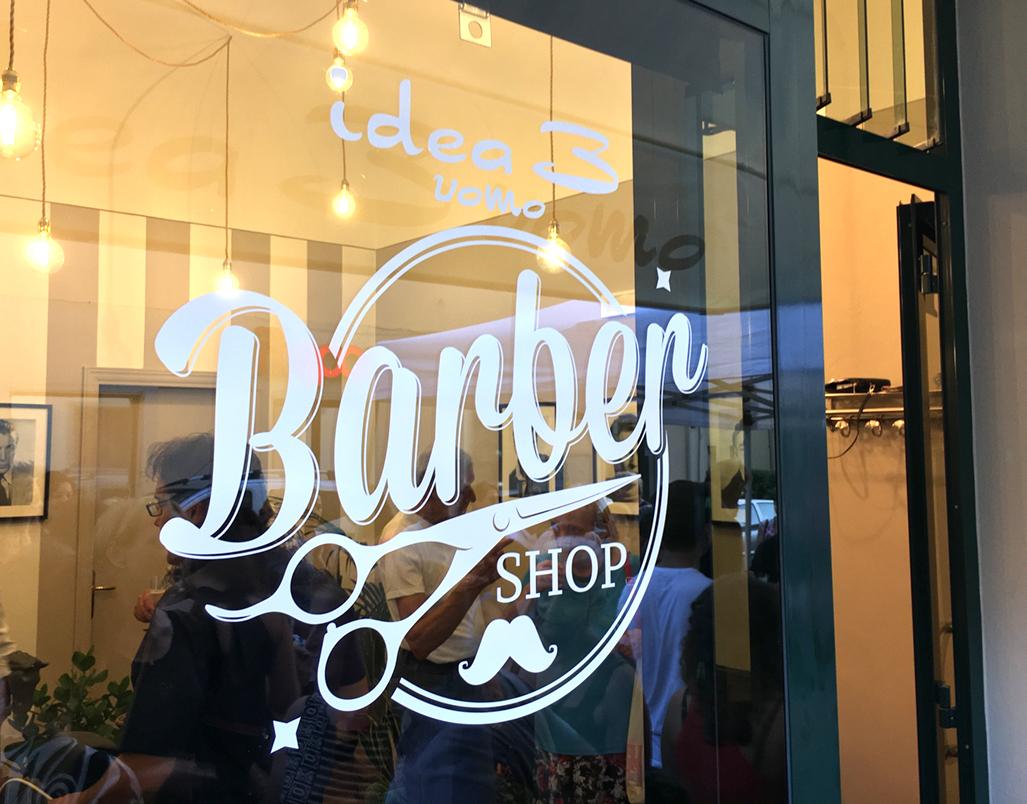 Idea3 adesso è anche uomo, con il nuovo Barber Shop