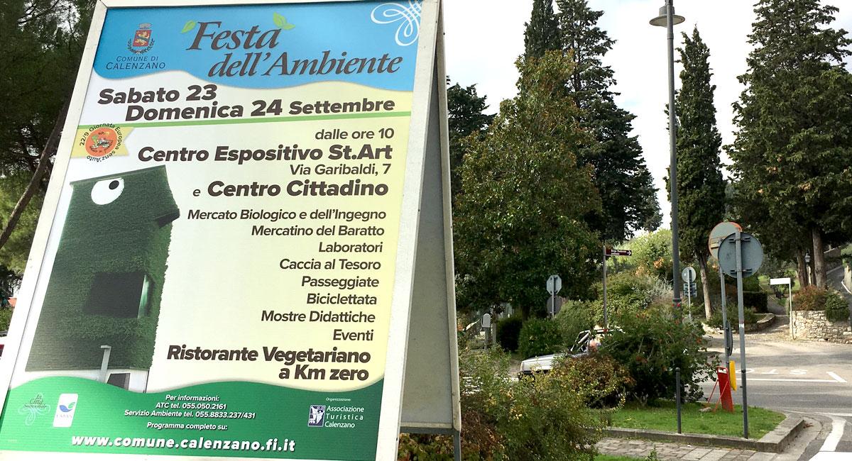 Fosco è il testimonial della Festa dell'Ambiente edizione 2017