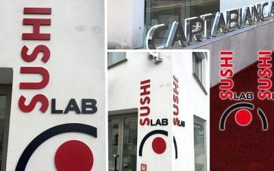 Sushi Lab a Prato è da Cartabianca Cafè