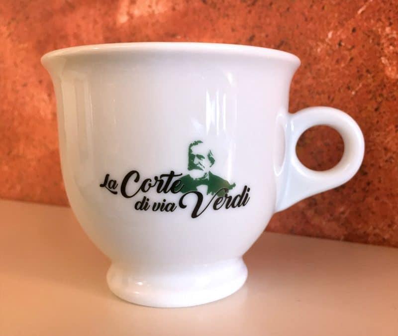 La tazzina del buon caffè