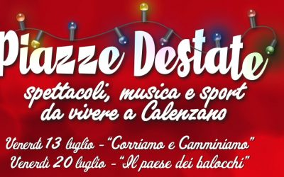 Piazze Destate 2018