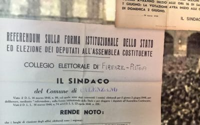 La Costituzione compie 70 anni: una mostra a Calenzano