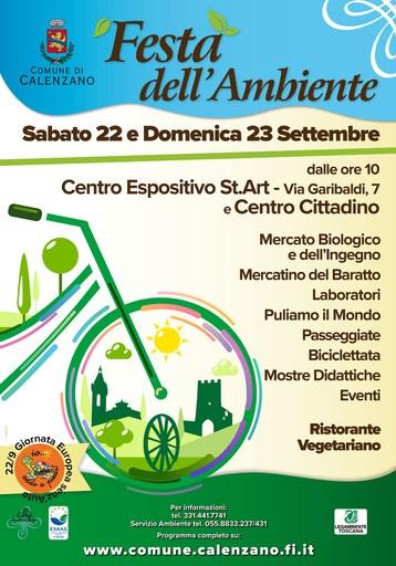 Festa dell'Ambiente 2018 – Calenzano