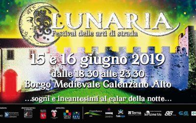 Lunaria 2019 – III Edizione – Calenzano