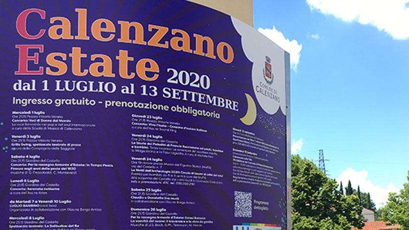 Calenzano Estate 2020