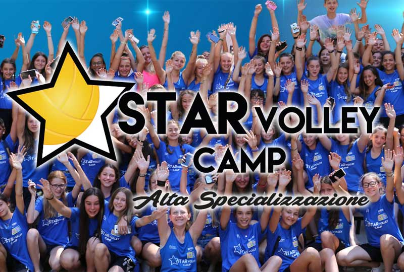 Star Volley Camp 2021